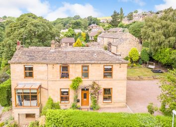 Thumbnail 6 bed detached house for sale in Burnlee Road, Holmfirth