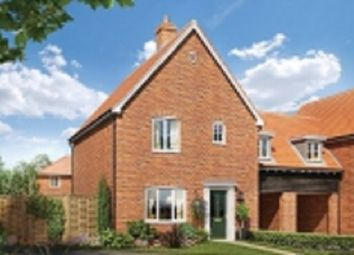 Thumbnail 3 bed link-detached house for sale in Cromer Road, Holt, Norfolk