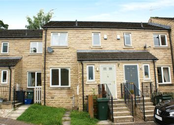 Thumbnail 3 bed terraced house for sale in New Stead Rise, East Morton, Keighley, West Yorkshire