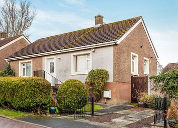 Thumbnail 2 bed bungalow for sale in Suttieslea Crescent, Newtongrange, Dalkeith