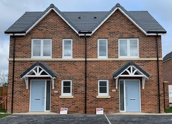 Thumbnail 2 bedroom semi-detached house for sale in Skinner Lane, Pontefract