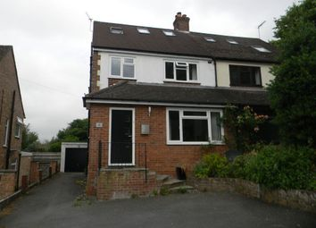 Thumbnail 4 bed semi-detached house to rent in Dell Field Close, Berkhamsted