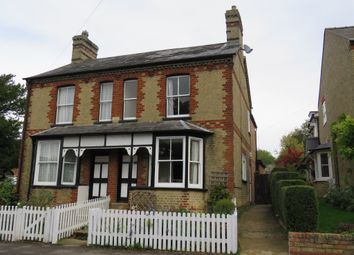 Thumbnail 3 bed semi-detached house for sale in Church Street, Great Gransden, Sandy