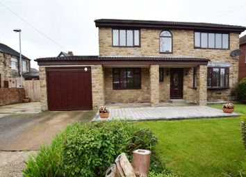 Thumbnail 4 bed detached house for sale in Oakwood Drive, Rothwell, Leeds