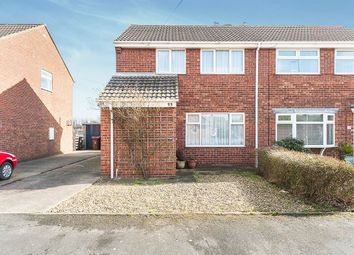 Thumbnail 3 bedroom semi-detached house for sale in Ullswater Drive, Hull