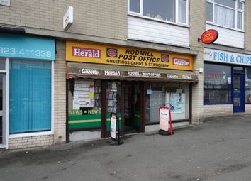Thumbnail Retail premises for sale in Framfield Way, Eastbourne, East Sussex