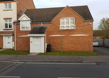 Thumbnail 2 bed flat to rent in Carty Road, Hamilton, Leicester