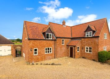 Thumbnail 4 bedroom detached house for sale in Parkers Place, Hanthorpe, Bourne