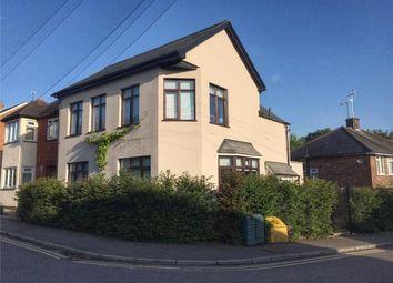 Thumbnail 3 bed detached house to rent in Victoria Avenue, Saffron Walden, Essex