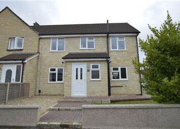 Thumbnail 2 bed end terrace house for sale in Bradley Avenue, Winterbourne, Bristol