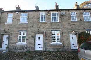 Thumbnail 2 bed cottage to rent in Iron Row, Burley-In-Wharfedale