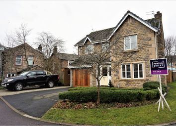 Thumbnail 4 bed detached house for sale in Meadowlands, Clitheroe