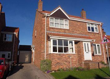 Thumbnail 2 bedroom terraced house to rent in Moorfields, West Moor Lane, Raskelf