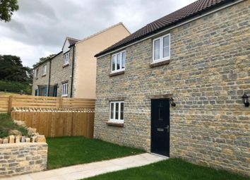 Thumbnail 3 bed semi-detached house to rent in Pilton Road, North Wootton, Shepton Mallet