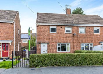 Thumbnail 2 bed semi-detached house for sale in Houldsworth Drive, Fegg Hayes, Stoke-On-Trent
