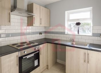 Thumbnail 1 bed flat to rent in Ground Floor Flat, Leicester Avenue
