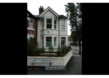 Thumbnail 4 bed end terrace house to rent in Drayton Green, London