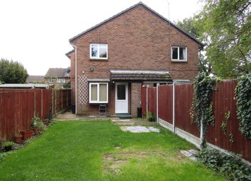 Thumbnail 1 bed end terrace house for sale in Laing Close, Hainault