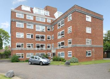 Thumbnail 2 bed flat to rent in Woodstock Close, Summertown