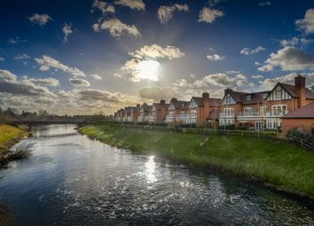 Thumbnail 4 bed town house for sale in Laychequers Meadow, Taplow