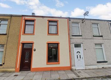 Thumbnail 3 bed terraced house for sale in Woodfield Road, Tredegar