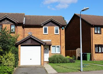 Thumbnail 2 bed semi-detached house to rent in The Elms, Milton, Cambridge
