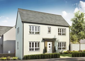 "Thumbnail 3 bedroom detached house for sale in ""Ennerdale"" at Kimlers Way, St. Martin, Looe"