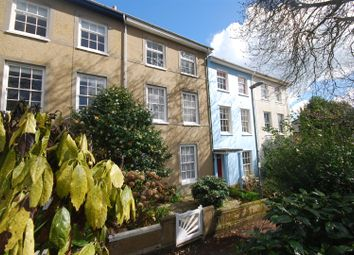 Thumbnail 4 bed town house for sale in Cornwall Terrace, Penzance