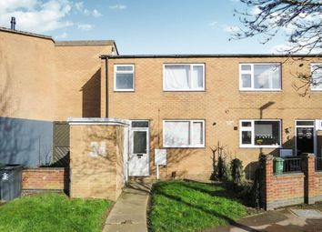 Thumbnail 3 bedroom town house for sale in Warwick Court, Loughborough