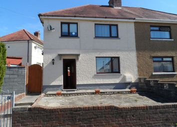Thumbnail 3 bed semi-detached house to rent in Thomas Avenue, Ponthenry, Llanelli