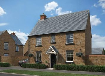 Thumbnail 3 bed detached house for sale in The Leyes, Deddington, Banbury