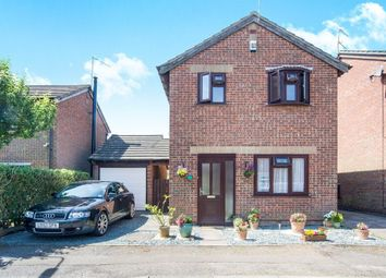 Thumbnail 4 bed detached house for sale in Hogarth Close, Bradwell