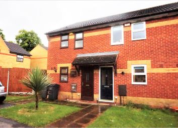 Thumbnail 2 bed terraced house for sale in Knowle Close, Birmingham