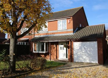 Thumbnail 4 bed detached house for sale in Green Way, Sudbrooke, Lincoln