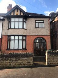 Thumbnail 6 bed semi-detached house to rent in Harlaxton Drive, Lenton