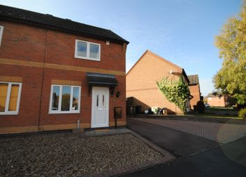 Thumbnail 2 bed semi-detached house to rent in Magnolia Avenue, Loughborough