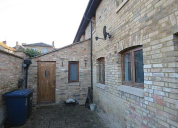 Thumbnail 1 bed end terrace house for sale in West Street, St. Ives, Huntingdon