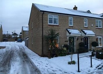 Thumbnail 2 bed semi-detached house for sale in Fitzgerold Avenue, Highworth, Swindon