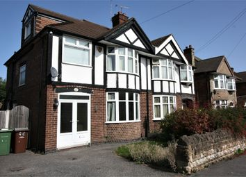 Russell Avenue, Wollaton, Nottingham NG8. 4 bed semi-detached house