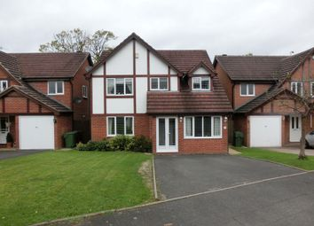 Thumbnail 4 bed detached house for sale in Sycamore Drive, Hollywood, Birmingham