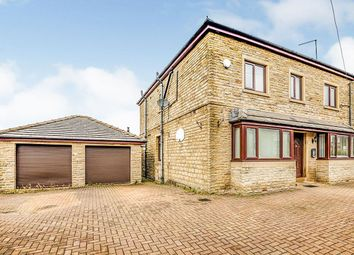 Thumbnail 6 bed detached house to rent in Gillroyd Lane, Linthwaite, Huddersfield