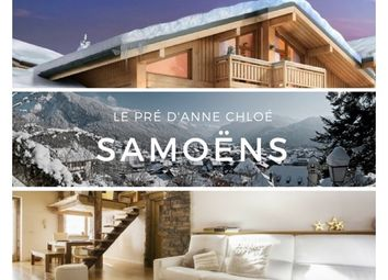 Thumbnail 6 bed property for sale in 74340, Samoëns, Fr