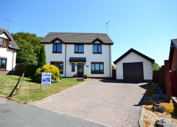 Thumbnail 4 bed detached house for sale in Charles Thomas Avenue, Pembroke Dock