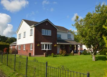 Thumbnail 3 bedroom detached house for sale in Ponthenry, Llanelli