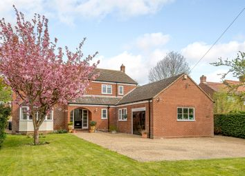 Thumbnail 5 bed detached house for sale in The Street, Hapton, Norwich