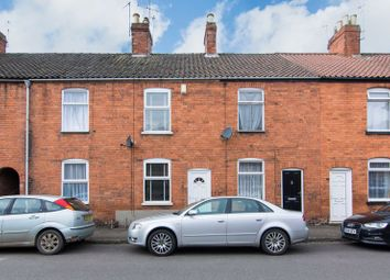 Thumbnail 2 bed terraced house for sale in Welham Street, Grantham, Lincolnshire