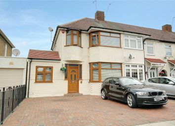 Thumbnail 3 bed end terrace house for sale in Chestnut Road, Enfield