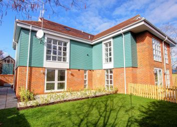 Thumbnail 2 bed flat for sale in Portersbridge Mews, Central Romsey, Hampshire