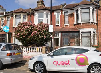 Thumbnail 4 bed terraced house to rent in Kensington Avenue, East Ham, East London