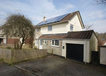 Thumbnail 4 bed property for sale in Homefield Park, Bodmin